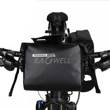 Roswheel Waterproof PVC Bicycle MTB Bike Front Handlebar Bag 2.5L-3L Panniers