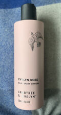 Crabtree & Evelyn Evelyn Rose Silky Body Lotion~ 250ml~ £19.50~ New & Fresh