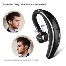 MPOW Bluetooth Headset Wireless Headphone Stereo Earphone for iPhone X 8 Samsung