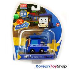 Robocar Poli BENNY Diecast Metal Figure Toy Car Beny Academy Genuine