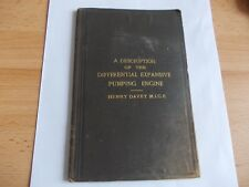 A Description of the Differential Expansive Pumping Engine by Henry Davey (1880)