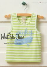 Matilda Jane sz 2T Hello Lovely Pinky Promise tank top Stripes