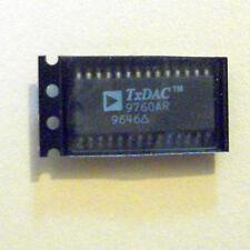 (1x) DAC 125MSPS 10-Bit  AD9760AR Analog Devices CMOS  !! High End DAC !!