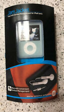 DLO Jam Jacket with Cord Management for iPod nano 3G Clear NEW