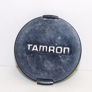 Used Tamron 62mm Lens Front Cap Adaptall snap on type B02032