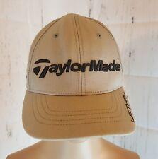 TaylorMade RBZ Lethal Gray Men Golf Hat Size Small Medium Baseball Cap A Flex