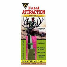 Fatal Attraction Cow Elk Call Berry Game Calls #FA Big Bulls Easy to use