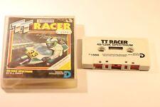Ordenador ZX spectrum 48K 128K Suzuki Tt Racer de integración Digital 1986