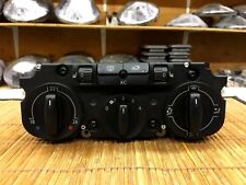 2007 to 2009 Volkswagen Rabbit Climate AC Heater Control Unit Factory OEM