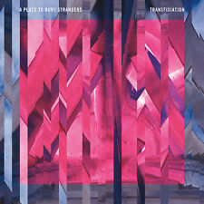 A Place To Bury Strangers Transfixiation PINK & BLUE VINYL LP Record & MP3! NEW!
