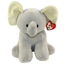 """""""Bubbles"""" the Elephant Baby TY (Soft & Smooth for Infants) - Medium Size"""