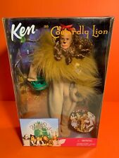 1999 Mattel Ken como el León cobarde Mago de Oz con corona