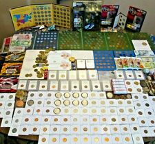 US Coin Collection Mega Lot Silver Kennedy, US Mint Sets, West Point Quarters +
