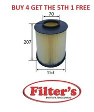 FOR Ford Escape 2.0L TDCi 12/16-on Air Filter  WA5175 ZG. Turbo Diesel. 4Cyl.
