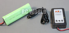 8.4V 3300MAH Hump BATTERY PACK + CHARGER For Axial SCX10 Jeep Honcho Scorpion