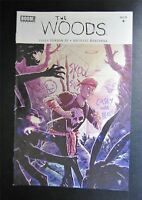 THE WOODS # 6 - BOOM - COMICS # 2F84