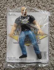 WWE WRESTLEMANIA PROMOTIONAL STONE COLD STEVE AUSTIN RARE WWF JAKKS WCW TNA