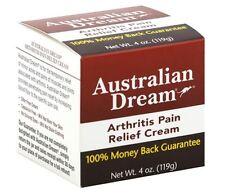 Australian Dream Arthritis Pain Relief Cream, 4 oz (Pack of 2)