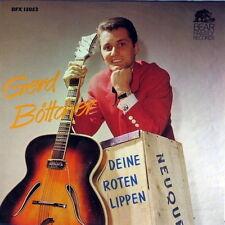 "12"" LP Gerd Böttcher Deine roten Lippen (Geld wie Heu, Jambalaya) BEAR Family"