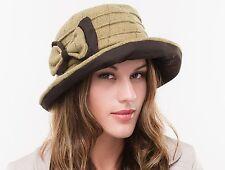 Unbranded 100% Wool Cloche Hats for Women