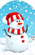 20 water slide nail transfer Christmas snowman full nail Trending