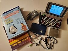 Ectaco Er800 Partner Talking Dictionary Audio Phrasebook with English & Russian