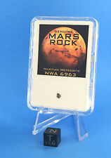 NWA 6963 Mars Rock  ~ 12-19mg Martian Crumb by Meteorite Men Steve