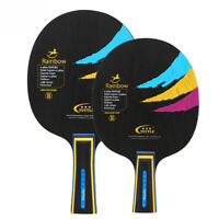 Professional 7 Ply Table Tennis Racket Blade Ping Pong Bat Paddle Accessories