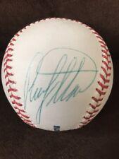 RUSTY STAUB (D. 2018) New York Mets EXPOS TIGERS Signed ML Baseball ⚾️