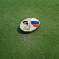 Eishockey Pin - IIHF Eishockey Weltmeisterschaft 2010 Teilnehmer Russland Russia