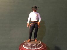 1/24 1/25 or G Scale Resin Model Kit, Sexy action Figure Cow Boy Sheriff