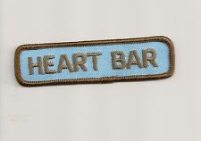 HAT High Adventure Segment Heart Bar for the San Bernardino Trails