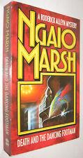 DEATH AND THE DANCING FOOTMAN - NGAIO MARSH - EN INGLES