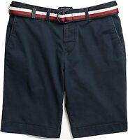 Tommy Hilfiger Herren Chino Shorts, Original Neu mit Etikett Große: 33 (45cm)