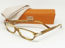 TORY BURCH 2013 928 Women Eyeglasses Eyewear Oval Striped Amber Demo Lens B5/25