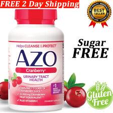 Azo Cranberry Urinary Tract Health 100ct-Sugar Free & Gluten Free- Azo Cranberry