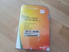 Microsoft Office Home and Student 2007 for Microsoft Free Ship w/Key