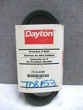 DAYTON PREMIUM V-BELT 4L430H  4L430 NEW 4L430H