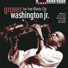 Live From Atlantic City von Grover Jr. Washington (2007)