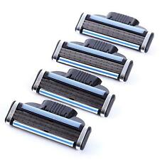 4 Blades For Gillette MACH 3 Razor Shaving Shaver Trimmer Refills Cartridges