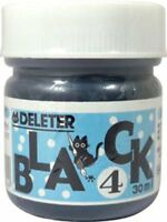 Deleter Manga Ink Black 4 30ml Japan Import Free shipping