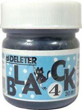 Deleter Manga Ink Black 4 30ml Japan Import Free shipping