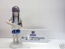 Royal Copenhague Autocollants - Petite Maman - Little Mother - Bing & Grondahl