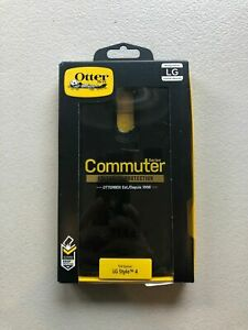OtterBox Commuter Series Case for LG Stylo 4 - Black