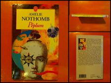 Péplum par Amélie Nothomb. Roman Le Livre de Poche N° 14489