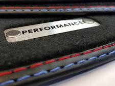 Performance Fußmatten für BMW Z3 E36 Original Qualität Velours Logo Automatten