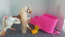 Barbie Horse *Blinking Beauty Horse*🤗🤗🤗