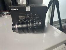 DZOFILM 20-70mm T2.9 MFT Cinema Zoom Lens EXCELLENT