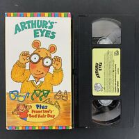 Arthur - Arthurs Eyes - VHS Tape
