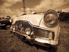 Foto De Transporte Autos Antiguos Ford Zephyr gran Impresión Arte Pared Poster LF2349